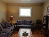 Bent Prop Inn & Hostels - downtown Anchorage Alaska -  common area movie room & lounge